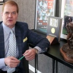 Chet Coppock remembers Bears legend Doug Buffone, and has details on a tribute for #55 at the upcoming National Sports Collectors Convention, July 29th-August 2nd, at the Donald E. Stephens Convention Center.